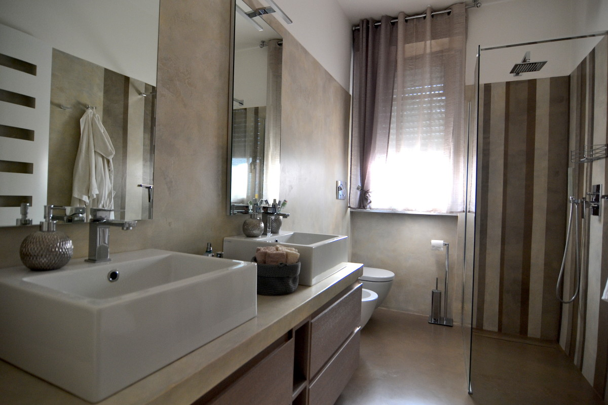 Bagno Cemento Resina ~ duylinh for